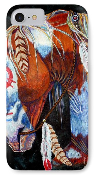 Indian War Pony IPhone 7 Case