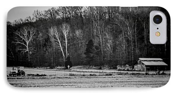 Indiana Farm Scene IPhone Case by Sven Brogren
