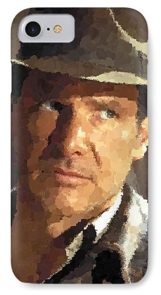 Indiana Jones IPhone Case