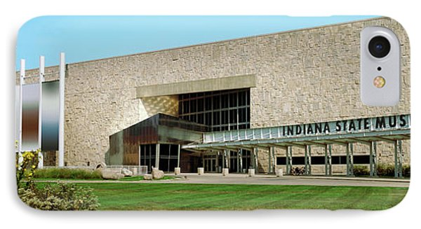 Indiana State Museum, White River State IPhone Case by Panoramic Images