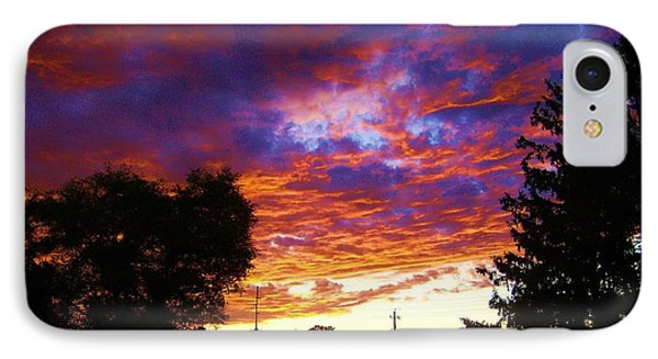 Indiana Sunset IPhone Case