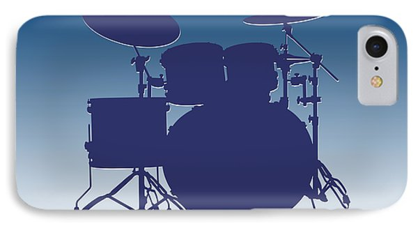 Indianapolis Colts Drum Set IPhone Case by Joe Hamilton