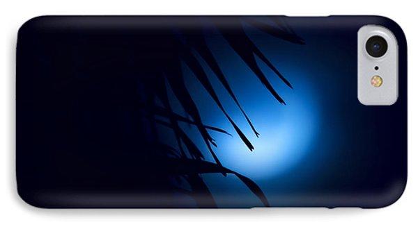 Indigo Mood IPhone Case by Mark Andrew Thomas