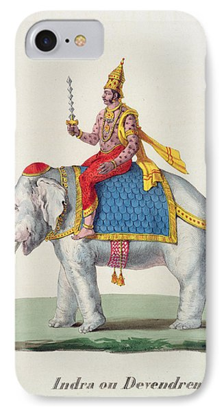 Indra Or Devendra, From Linde IPhone Case by French School