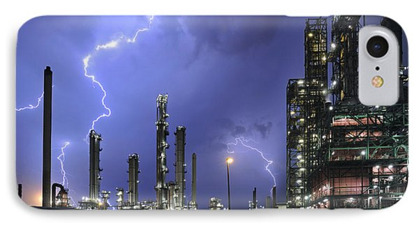 Lightning IPhone Case by Arterra Picture Library