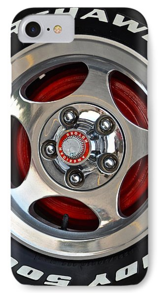 Indy 500 IPhone Case by Frozen in Time Fine Art Photography