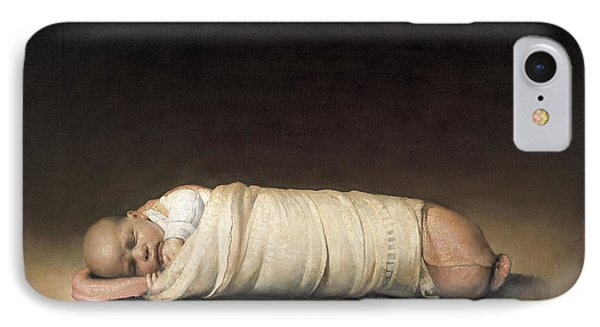 Infant IPhone Case by Odd Nerdrum