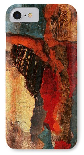 IPhone Case featuring the painting Infectious by Buck Buchheister