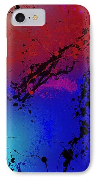 Infinite M Panel #3 IPhone Case