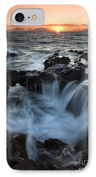 Influx IPhone Case by Mike  Dawson