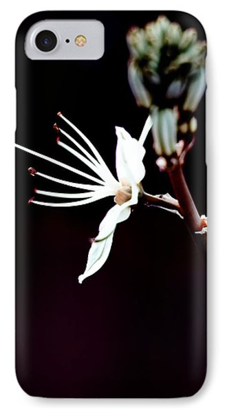 infrared Asphodel IPhone Case by Stelios Kleanthous