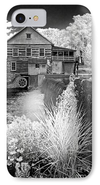 Infrared Grist Mill IPhone Case by Paul W Faust -  Impressions of Light
