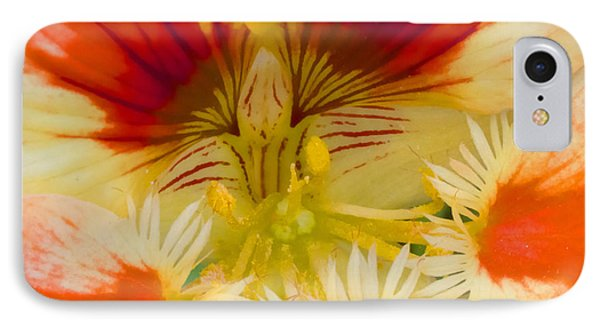 IPhone Case featuring the photograph Ink Blot by Heidi Smith