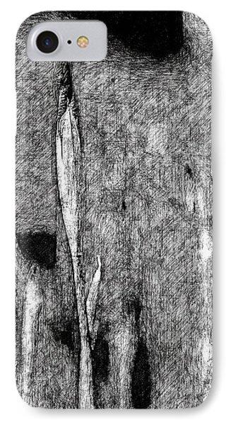 Ink Iris Phone Case by Yevgeni Kacnelson