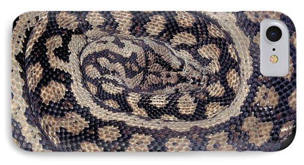 Inland Carpet Python  IPhone Case