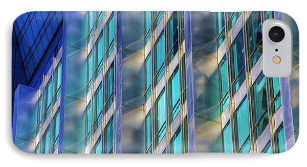 Inland Steel Building IPhone Case by Raymond Kunst