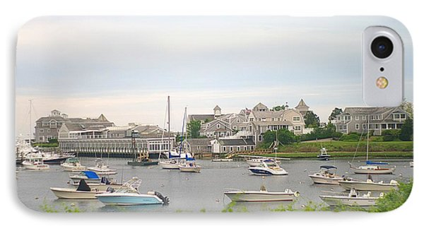 IPhone Case featuring the photograph Inlet At Harwich Cape Cod Maine by Suzanne Powers