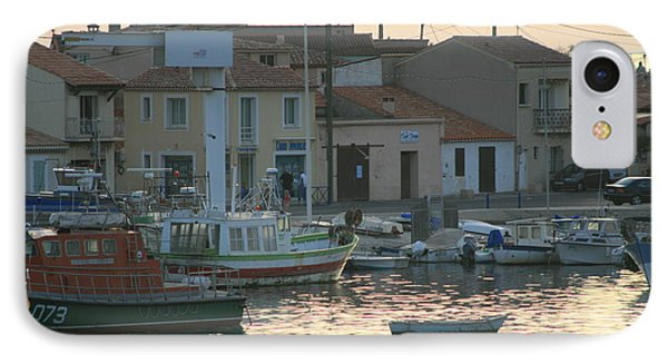 Inlet Carol South France IPhone Case