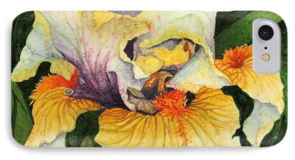 IPhone Case featuring the painting Inner Beauty by Barbara Jewell