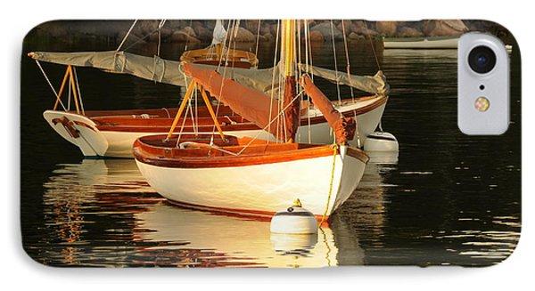 Inner Harbor IPhone Case by Gerald Hiam