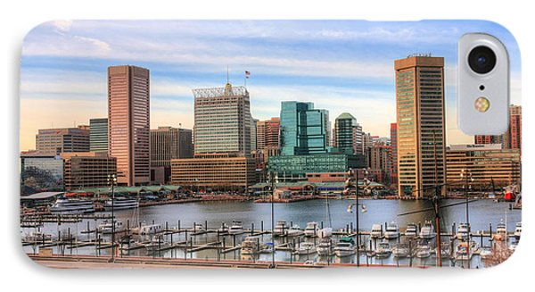 Inner Harbor Phone Case by JC Findley
