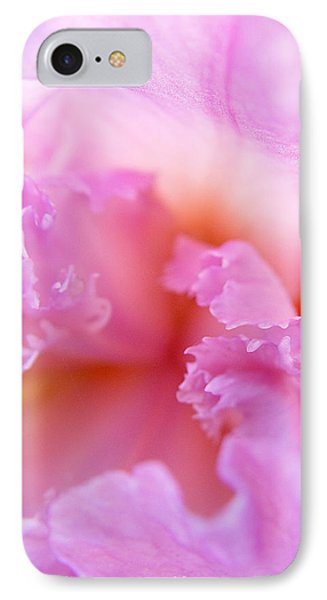 Inner Iris-2of4 IPhone Case by Jana Russon