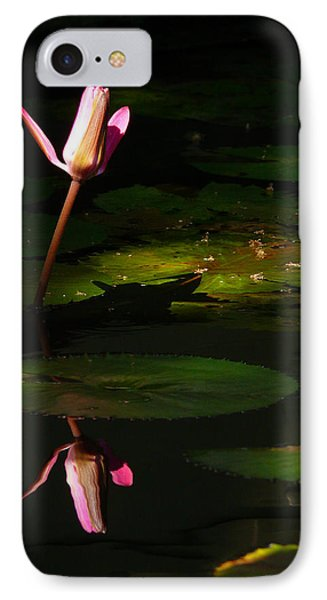 IPhone Case featuring the photograph Inner Peace by Evelyn Tambour