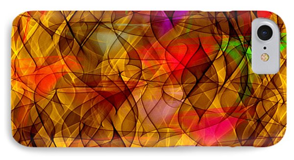 IPhone Case featuring the digital art Inner Thoughts 2 by Gayle Price Thomas