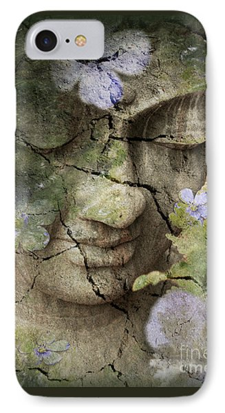Garden iPhone 7 Case - Inner Tranquility by Christopher Beikmann