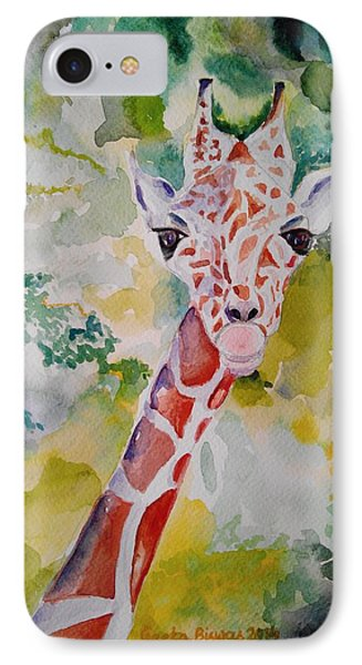 Innocence IPhone Case by Geeta Biswas