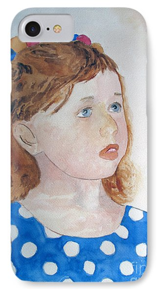 Innocence IPhone Case by Sandy McIntire