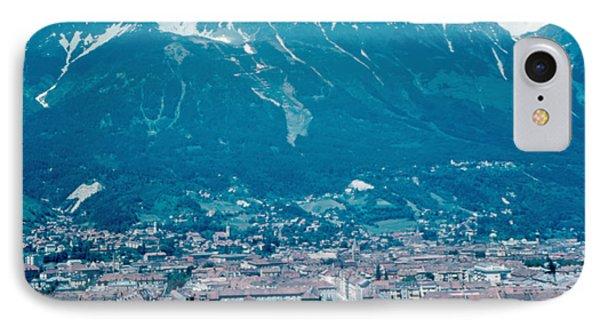 Innsbruck Austria 6 1962 Phone Case by Cumberland Warden