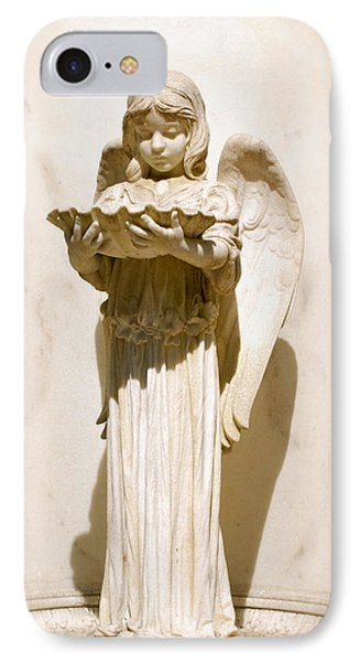 Inoscence Of An Angel IPhone Case by Kathy Gibbons