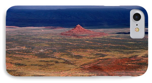 Inot The Valley Of The Gods IPhone Case by Butch Lombardi