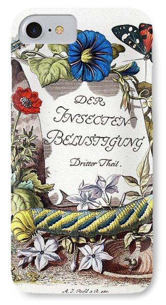 Insecten-belustigung IPhone Case