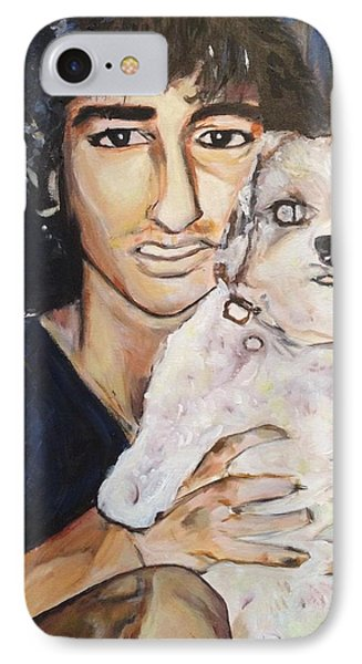 Inseparable Sunny And Milly IPhone Case by Belinda Low