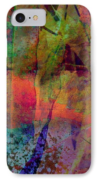 Inside Autumn Phone Case by Shirley Sirois