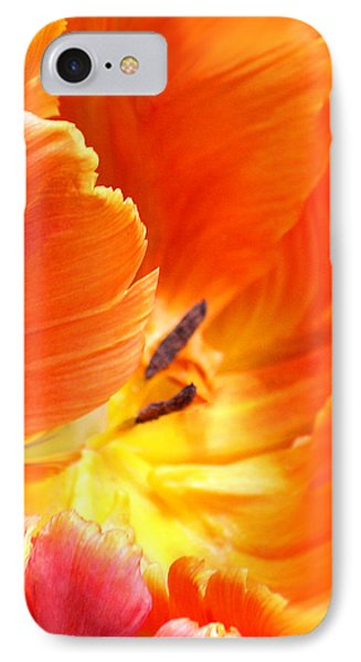 IPhone Case featuring the photograph Inside Her Journey by The Art Of Marilyn Ridoutt-Greene