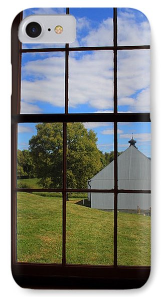 IPhone Case featuring the photograph Inside Looking Out by Debra Kaye McKrill
