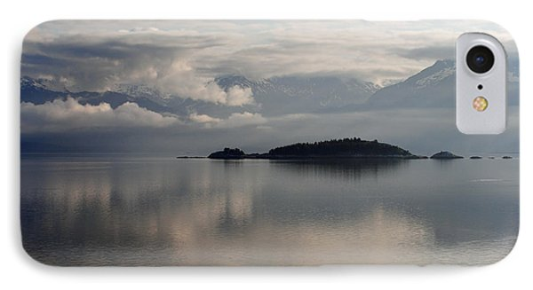 Inside Passage Reflections IPhone Case by Robert  Moss