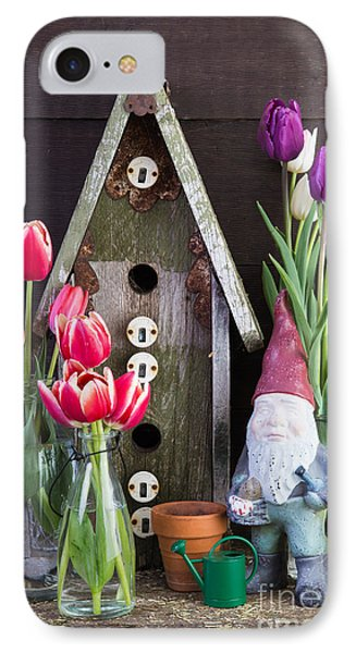 Inside The Garden Shed IPhone Case
