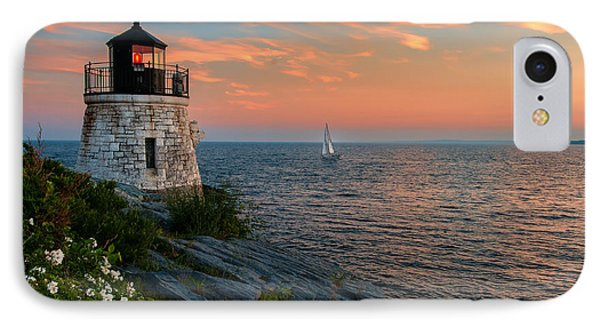 Inspirational Seascape - Newport Rhode Island IPhone Case