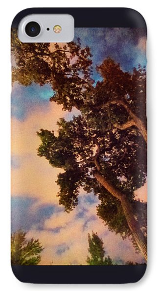 Inspired By Maxfield Parrish IPhone Case by Mary Lee Dereske
