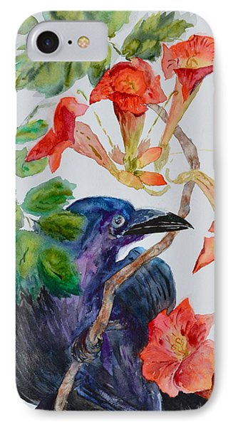Intent Phone Case by Beverley Harper Tinsley
