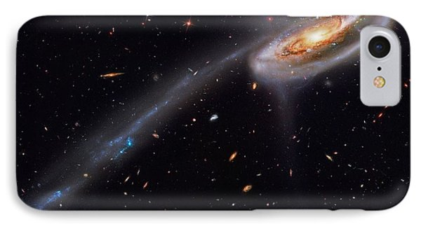 Interacting Galaxies IPhone Case