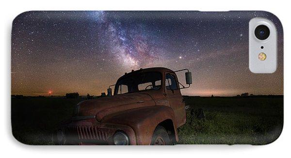 Intergalactic International IPhone Case by Aaron J Groen