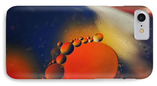 Intergalactic Space 2 Phone Case by Kaye Menner