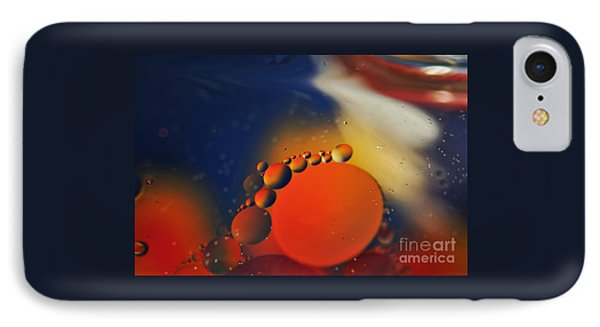 Intergalactic Space 2 IPhone Case by Kaye Menner