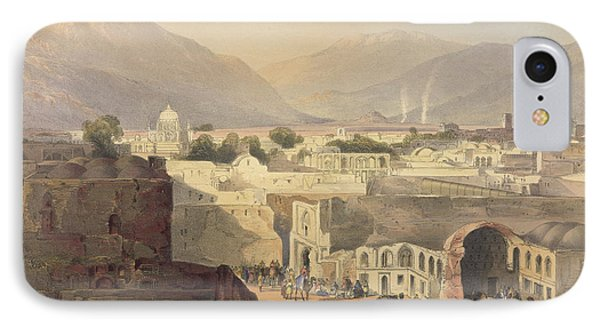 Interior Of The City Of Kandahar IPhone Case by British Library