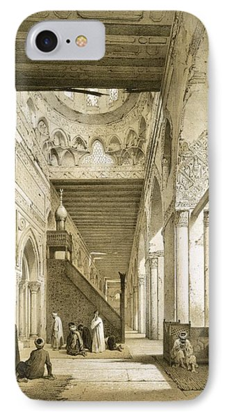 Interior Of The Maqsourah In The 9th IPhone Case
